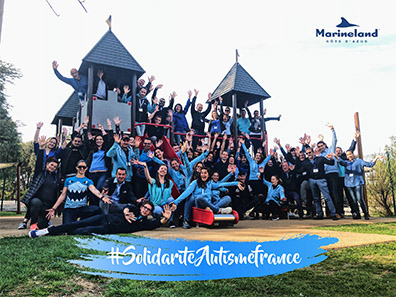 Journée Internationale de l'Autisme - Marineland Antibes