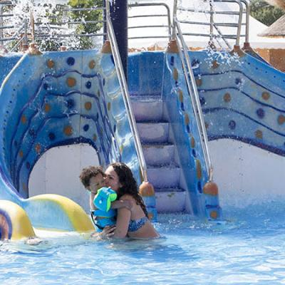 Kid's Pool - Aquasplash Antibes